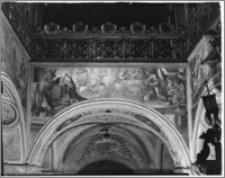 Kraków [Kościół pw. św. Andrzeja – wnętrze, sztukateria autorstwa Baltazara Fontany]