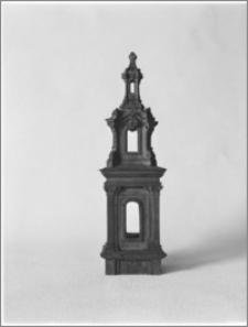 Kraków [Kościół pw. św. Anny – zakrystia – projekt dzwonnicy, sztukateria autorstwa Baltazara Fontany]