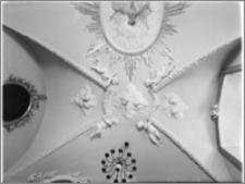 Kraków [Kościół pw. św. Anny – zakrystia, sztukateria autorstwa Baltazara Fontany]