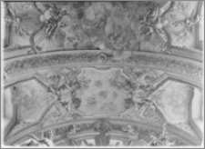 Kraków [Kościół pw. św. Anny – nawa główna – sklepienie, sztukateria autorstwa Baltazara Fontany]