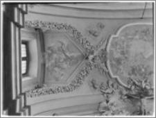 Kraków [Kościół pw. św. Anny – nawa główna, sklepienie, sztukateria autorstwa Baltazara Fontany]