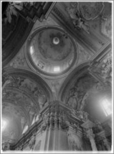 Kraków [Kościół pw. św. Anny – kopuła, sztukateria autorstwa Baltazara Fontany]