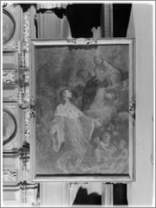Kraków [Kościół pw. św. Anny – obraz Szymona Czechowicza (za ołtarzem głównym), sztukateria autorstwa Baltazara Fontany]
