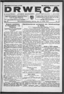 Drwęca 1931, R. 11, nr 19