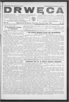 Drwęca 1931, R. 11, nr 21