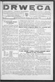 Drwęca 1931, R. 11, nr 22