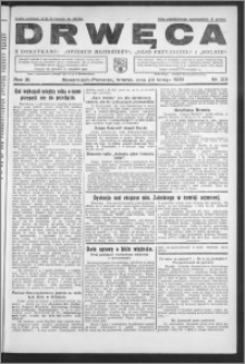 Drwęca 1931, R. 11, nr 23