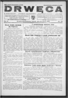 Drwęca 1931, R. 11, nr 34
