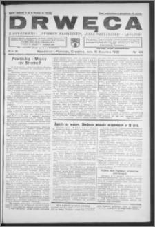 Drwęca 1931, R. 11, nr 44