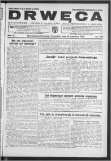 Drwęca 1931, R. 11, nr 70