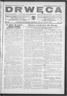 Drwęca 1931, R. 11, nr 73