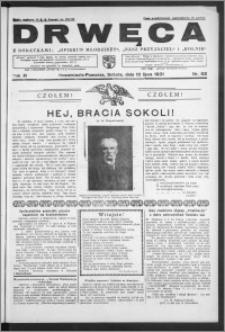 Drwęca 1931, R. 11, nr 82