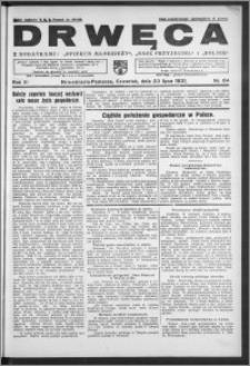 Drwęca 1931, R. 11, nr 84