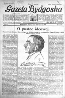 Gazeta Bydgoska 1927.04.01 R.6 nr 75
