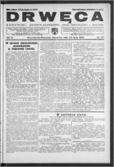 Drwęca 1931, R. 11, nr 87