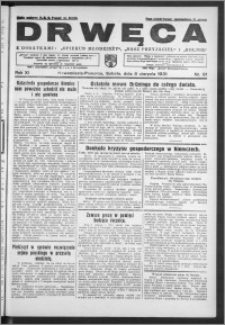 Drwęca 1931, R. 11, nr 91