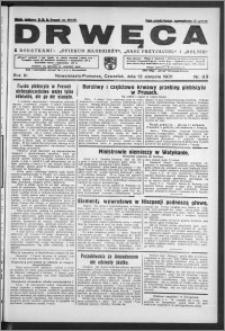 Drwęca 1931, R. 11, nr 93