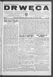 Drwęca 1931, R. 11, nr 96