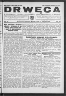Drwęca 1931, R. 11, nr 97