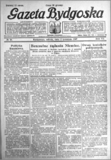 Gazeta Bydgoska 1927.04.02 R.6 nr 76