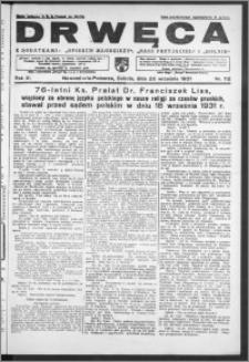 Drwęca 1931, R. 11, nr 112