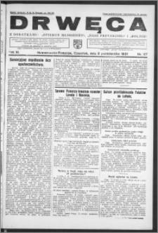 Drwęca 1931, R. 11, nr 117
