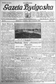 Gazeta Bydgoska 1927.04.03 R.6 nr 77