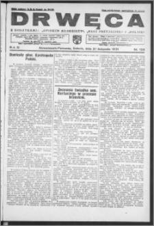 Drwęca 1931, R. 11, nr 136