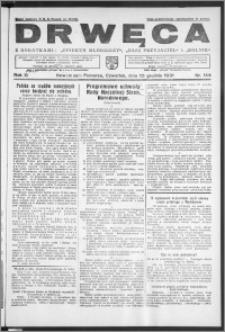 Drwęca 1931, R. 11, nr 144