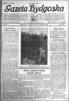 Gazeta Bydgoska 1927.04.05 R.6 nr 78