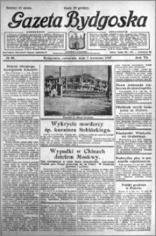 Gazeta Bydgoska 1927.04.07 R.6 nr 80
