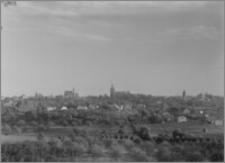 Chełmno. Widok na miasto od południa