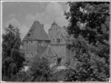Chełmno. Zamek tzw. Wieża Mestwina