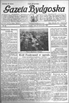 Gazeta Bydgoska 1927.04.08 R.6 nr 81