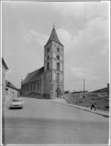 Chełmno. Kościół św. Ducha. Widok od strony zachodniej