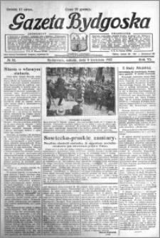 Gazeta Bydgoska 1927.04.09 R.6 nr 82
