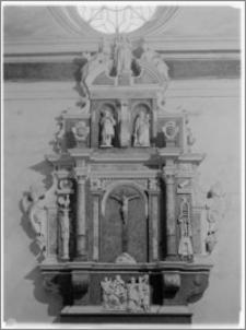 Chęciny. Kościół parafialny św. Bartłomieja Apostoła. Kaplica Fodygów-ołtarz