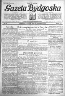 Gazeta Bydgoska 1927.04.12 R.6 nr 84