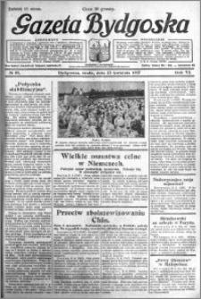 Gazeta Bydgoska 1927.04.13 R.6 nr 85