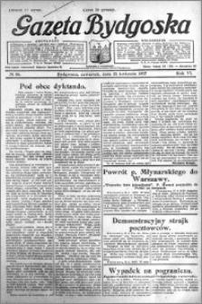 Gazeta Bydgoska 1927.04.14 R.6 nr 86