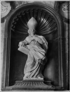 Kraków. Bazylika archikatedralna św. Stanisława i św. Wacława. Epitafium biskupa Jana Grota