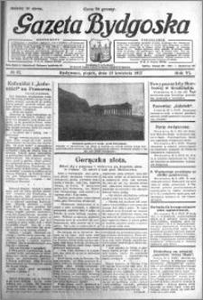 Gazeta Bydgoska 1927.04.15 R.6 nr 87
