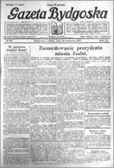 Gazeta Bydgoska 1927.04.16 R.6 nr 88