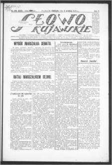 Słowo Kujawskie 1922, R. 5, nr 276