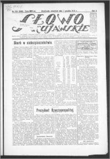 Słowo Kujawskie 1922, R. 5, nr 279
