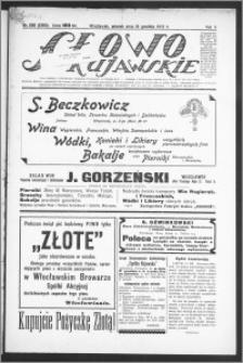 Słowo Kujawskie 1922, R. 5, nr 288