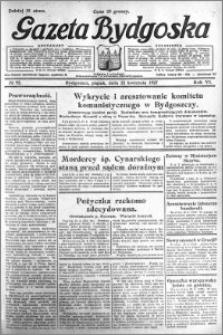 Gazeta Bydgoska 1927.04.22 R.6 nr 92