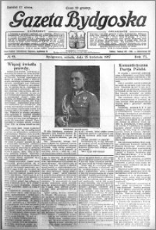 Gazeta Bydgoska 1927.04.23 R.6 nr 93