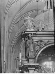Kraków. Bazylika archikatedralna św. Stanisława i św. Wacława. Fragment konfesji św. Stanisława