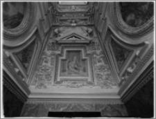 Kraków. Bazylika archikatedralna św. Stanisława i św. Wacława. Wnętrze. Stiuki pokoju w Kaplicy Wazów (Psałterzystów, Pradocińskiej)
